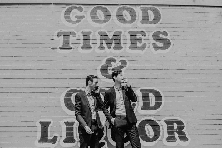 Tyler and Keith Wedding