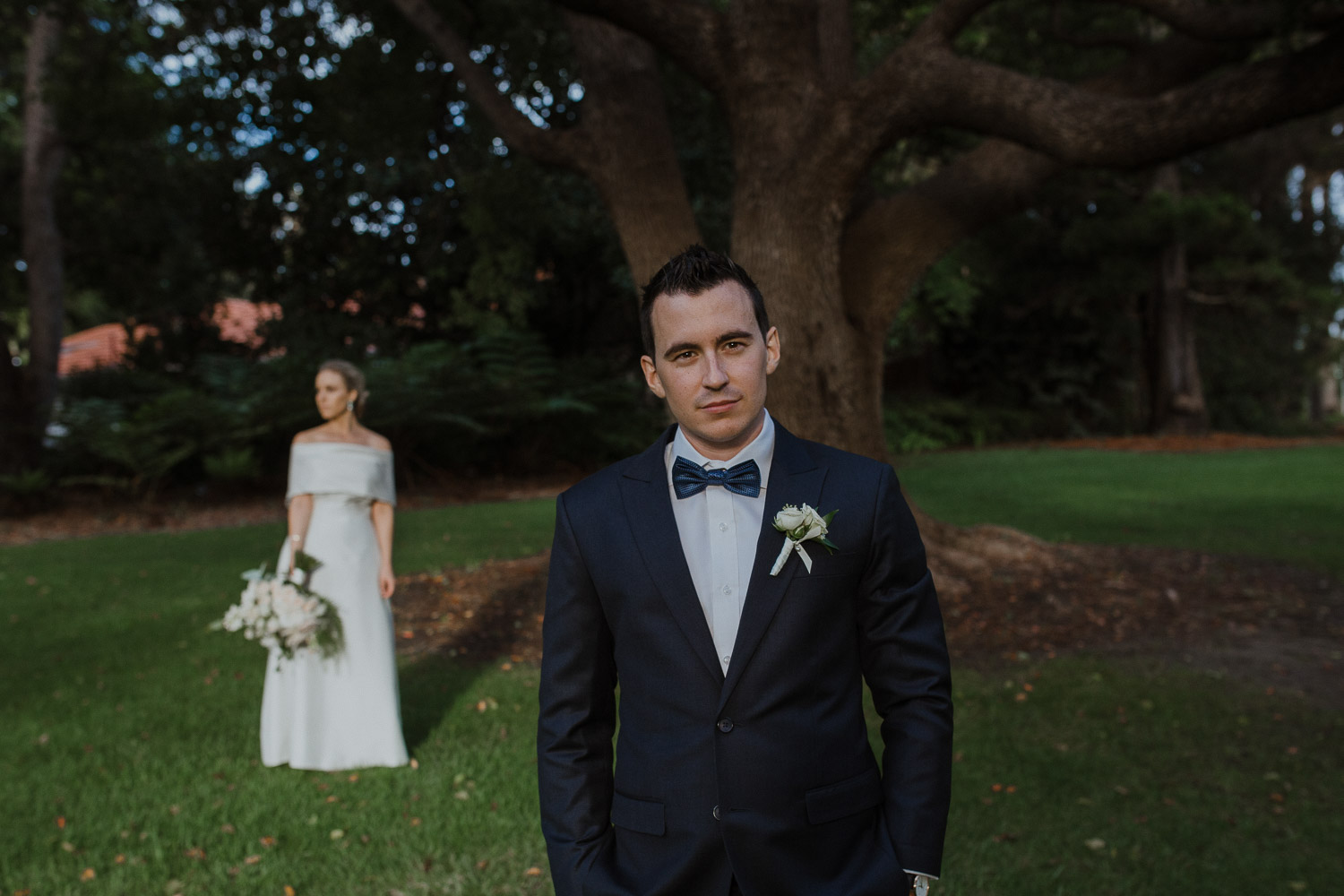 Clements and the Fox weddings